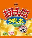 ポテトチップスうすしお味(60g)