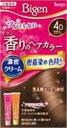 ビゲン香りのヘアカラークリーム4D(40g+40g)
