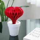ラブポット/自然気化式加湿器/2009年度グッドデザイン賞受賞/GOOD DESIGN AWARD 2009/エコ加湿渇いた場所に咲く、ハートの花。(ラブポット/自然気化式加湿器/2009年度グッドデザイン賞受賞/GOOD DESIGN AWARD 2009/エコ加湿)LOVE POT【smtb-k】【ky】【YDKG-k】【ky】