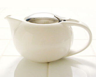 ZEROJAPAN Saturn tea pot M white