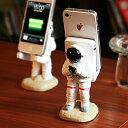 Motif. スマホスタンド アストロノーツ (Motif. SMART PHONE STAND astronauts モチーフ スマートフォンホルダー スマホ 携帯)