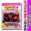 【花ごころ】【園芸用用土】シャコバサボテンの土 2L