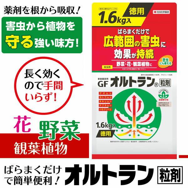 住友化学園芸殺虫剤GFオルトラン粒剤16kg