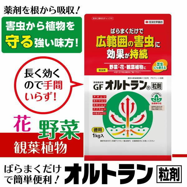 住友化学園芸殺虫剤GFオルトラン粒剤1kg