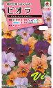 【有効期限間近】【メール便対応】【花種】ビオラ ビビエッセンス ジュピター(FBR584)