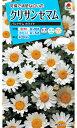 【メール便対応】【タキイ種苗】【花種】クリサンセマム パルドサムホワイト(FCR117)