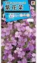 タキイ種苗 【メール便対応】紫花菜(FZZ383)※5000円以上お買い上げで送料無料