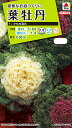 タキイ種苗 葉牡丹 かもめ混合 メール便対応 (B03-075)