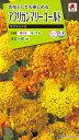 【メール便対応】【タキイ種苗】【花種】アフリカンマリーゴールド キクミックス(FMNA00)