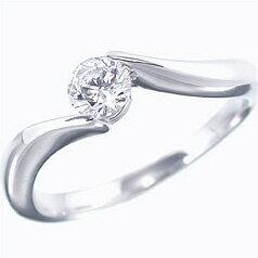婚約指輪【エンゲージ】ダイヤモンドリング0.304ctExcellentカットハート&キューピット3EX(トリプルエクセレント)VS2クラスEカラー1-1747-3