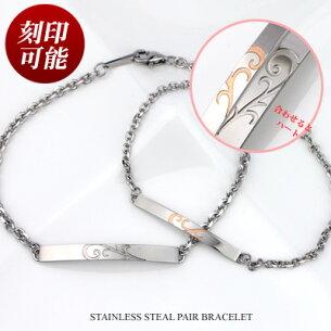 ブレスレット ダイヤモンド サージカル ステンレス スチール