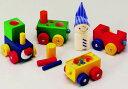 【木のおもちゃ】赤ちゃんがはじめて出会う汽車のおもちゃ ★よ...