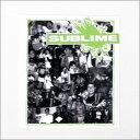 【クーポン祭・最大3000円OFF】SUBLIME(サブライム) ステッカー PHOTO グリーンフレームロゴ