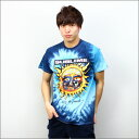 ◎SUBLIME(サブライム) Tシャツ  40 OZ TO FREEDOM BLUE TIE DYE(ブルー)