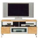 半額以下54%OFF 送料無料 特価 完成品(組み立て済み) 国産 日本製いい家具ダイレクト オリジナル商品 [ アルダ−無垢 自然塗料-02 120AVラック ( アルミ ) 天然木アルダー材。TV台、オーディオ収納、テレビラック、AV収納に