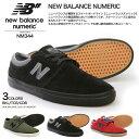 ニューバランス ヌメリック NEW BALANCE NM344 ヌメリック シューズ スニーカー スケートシューズ スケシュー スケボー【JSBCスノータウン】