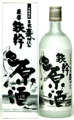 鉄幹 原酒 37% 720ml