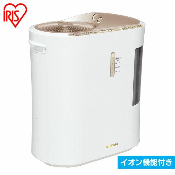 【送料無料】強力ハイブリッド加湿器 1500ml SPK-1500Z-N ゴールド (イオン付) アイリスオーヤマ【RCP】