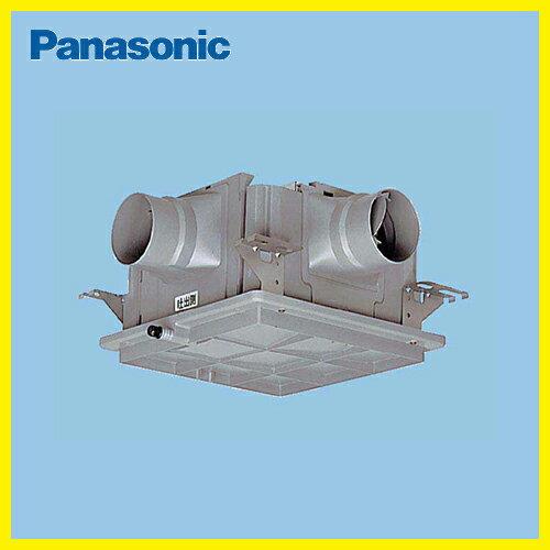 送料無料 パナソニック 換気扇 FY-18DPGC1 中間用ダクトフアン3室用樹脂製 中間ダクトファン100Ψ Panasonic Panasonic 換気扇うまい
