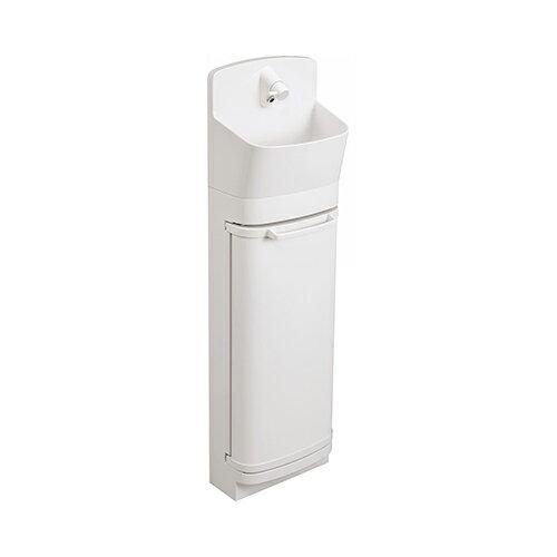 【Panasonic】アラウーノ 手洗い ラウンドタイプ キャビネット 床給水・床排水 手動水栓[GHA8FC2SSS]【パナソニック】