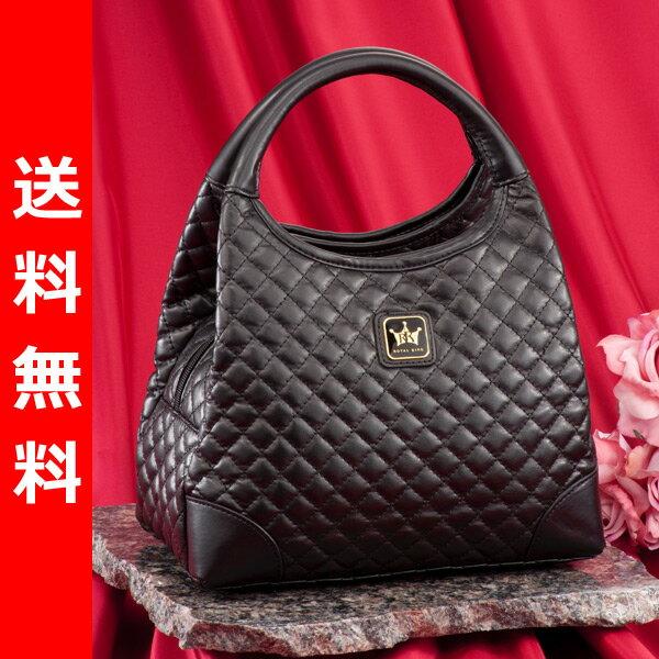 三喜 軽量やわらかキルト 3層手提げバッグ 鞄 かばん キルト 【送料無料】