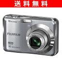 【送料無料】 富士フイルム(FUJIFILM) デジタルカメラ FinePix AX550 AX550 シルバー デジカメ 手ぶれ補正 光学ズーム FFX-AX550S
