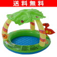 山善(YAMAZEN) フレンドリージャングルプレイプール #52179 家庭用ビニールプール ファミリープール 水遊び 【送料無料】