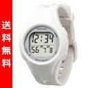 【送料無料】 山佐(ヤマサ/YAMASA) ウォッチ万歩計 腕時計タイプの万歩計 TM-400(W/S) ホワイト/シルバー 腕時計型万歩計 歩数計 山佐時計計器