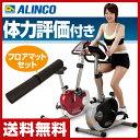 アルインコ(ALINCO) エアロマグネティックバイク&フロアマット お買い得セット AF6200/EXP100 エクササイズバイク フィットネスバイク マット...