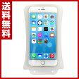 大作商事 ディカパック スマホ用 防水ケース (iPhone6Plus対応) P3 ホワイト 携帯電話 スマートフォン iPhone6Plus対応 プール 海 IPX8 レジャー アウトドア 【送料無料】