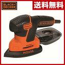 ブラックアンドデッカー(BLACK&DECKER) 高集塵マウスサンダー KA2000-JP 電動サンダー 電動工具 研磨機 研磨器 【送料無料】