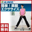 【あす楽】 アルインコ(ALINCO) レッグスライダー LSR10835 ステッパー レッグスライド レッグトレーニング 美脚マシン 内転筋運動 【送料無料】