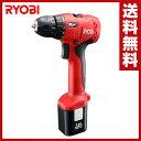 リョービ(RYOBI) 充電式ドライバドリル BD-7200 電動ドライバー 充電ドライバー 充電式ドライバー 【送料無料】