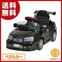 ミズタニ(A-KIDS) 乗用玩具 スカイライン GT-R R34型 (ペダルカー)対象年齢2-4歳 R-34N ブラック 乗用玩具 車 自動車 こども 子供 ...