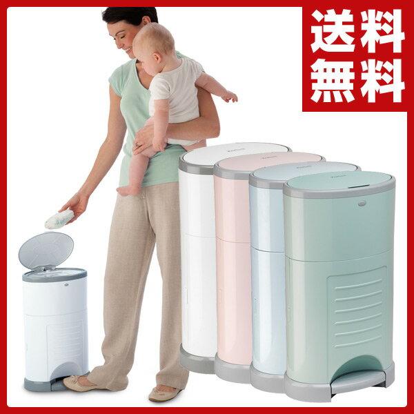 日本育児カラーコーベル(ColorKorbell)おむつゴミ箱おむつペール替えロール12m付きおむつ