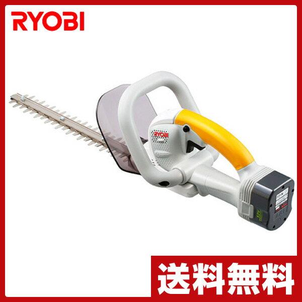 リョービ(RYOBI):充電式ヘッジトリマー BHT-3000 刈込幅300mm