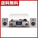 とうしょう 高音質 多機能 マルチレコードプレーヤーピッチコントロール機能付き TCD-