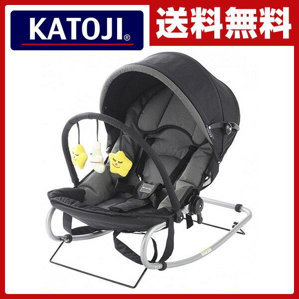 カトージ(KATOJI)ベビーバウンサーNewYorkBaby(ニューヨーク・ベビー)新生児から体重