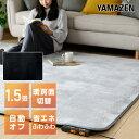省エネふわふわホットカーペット(1.5畳タイプ)暖房面切替・...