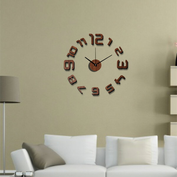 スマイル(SMILE) DIY 掛け時計 DESIGN CLOCK SE8100 ウッド 壁掛け時計 時計 掛時計 壁掛け 壁時計 インテリア おしゃれ デザイン 手作り 手づくり キット クロック ウォール ウォールクロック 【送料無料】