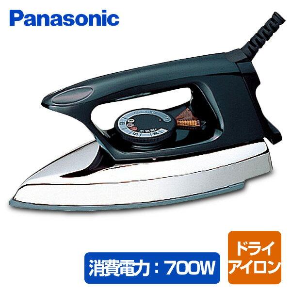 自動アイロン(ドライアイロン) NI-A66-K ブラック パナソニック(Panasonic) 【送料無料】