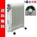 【あす楽対応】 【送料無料】 山善(YAMAZEN) オイルヒーター (1200/700/500W 3段階切替式 タイマー付 温度調節機能付) DO-TL123(W) ホワイト パネルオイルヒーター オイルラジエーターヒーター 電気ヒーター