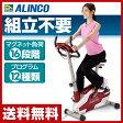 アルインコ(ALINCO) プログラムバイク AFB6010R レッド エクササイズバイク フィットネスバイク エアロバイク 【送料無料】