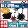 【あす楽】 アルインコ(ALINCO) エアロマグネティックバイク AF6200+サドルカバー お買い得セット AF6200S エクササイズバイク フィットネスバイク エアロバイク 【送料無料】