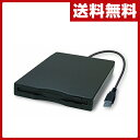 オウルテック USB接続 フロッピーディスクドライブ OWL-EFD/U(B) フロッピーフロッピィ USB接続 【送料無料】