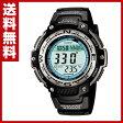 カシオ(CASIO) スポーツギア(SPORTS GEAR)腕時計 SGW-100J-1JF 方位 温度 ストップウォッチ スプリットタイム タイマー 【送料無料】
