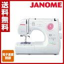 ジャノメ(JANOME) コンパクト電子速度制御ミシン Nuikiru N-366 ジャノメミシン 電動ミシン 家庭用ミシン 【送料無料】