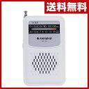 太知ホールディングス(ANABAS) ポケットラジオ NR-750 小型ラジオ ポータブルラジオ AM FM 軽量 コンパクト 【送料無料】