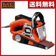 ブラックアンドデッカー(BLACK&DECKER) ドラッグスターベルトサンダー KA3000-JP オレンジ 電動サンダー 電動工具 研磨機 【送料無料】