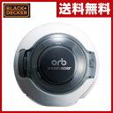 ブラックアンドデッカー(BLACK&DECKER) 充電式ハンディークリーナー オーブ ORB48W ホワイト コードレスクリーナー 掃除機 部屋 車内 ..